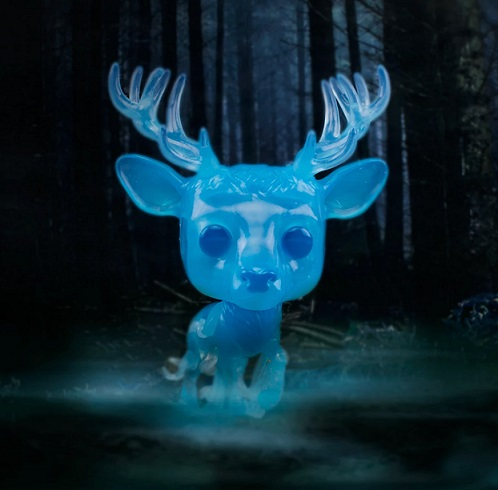 Buy Harry Potter - Patronus Harry Pop! Vinyl now!