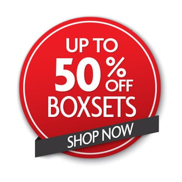 Up to 50% Off Boxsets