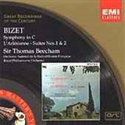 Bizet: Larlesienne Suite | CD