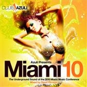 Azuli Presents Miami 2010 | CD