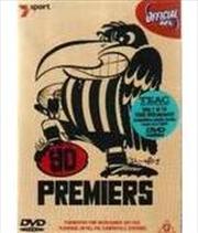 Collingwood AFL Premiers 1990