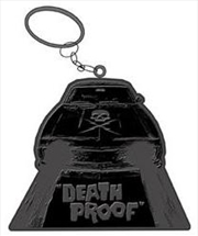 Death Proof Car Keychain | Accessories