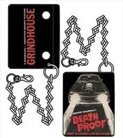 Death Proof Chain Wallet | Merchandise
