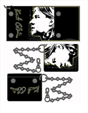 Kurt Cobain Wallet With Chain | Merchandise