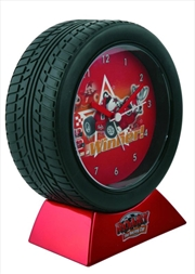Car Tyre Alarm Clock