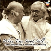 When Time Stood Still | CD
