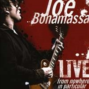 Live From Nowhere In Particular | CD