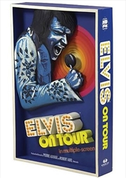 Elvis On Tour 3D Poster | Merchandise