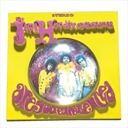 Jimi Hendrix - 3D Album Cover Are You Experienced | Merchandise