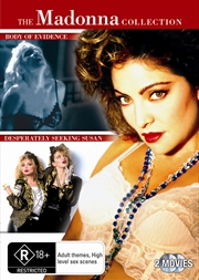Madonna Collection; 2DVD