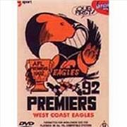 AFL Premiers 1992: West Coast Eagles