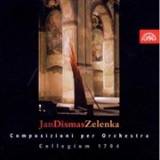 Zelenka: Orchestral Music | CD