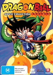 Dragon Ball Movie Collection | DVD