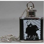 Kurt Cobain - Flask Necklace | Merchandise