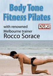 Body Tone Fitness Pilates | DVD