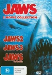 Jaws 2 / Jaws 3 / Jaws: The Revenge | DVD