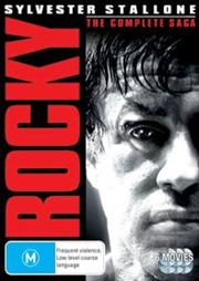 Rocky Collection | DVD