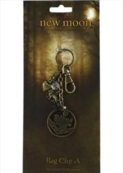 Cullen Crest Metal Keychain   Accessories