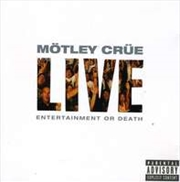 Live: Entertainment Or Death | CD