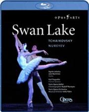 Swan Lake: Paris Opera Ballet | Blu-ray