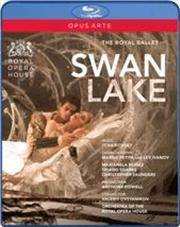 Swan Lake: Royal Ballet 2009   Blu-ray