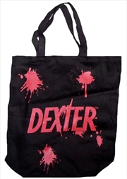 Dexter Logo Splatter Kill Bag | Accessories