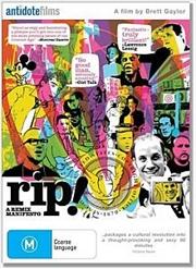 Rip: A Remix Manifesto   DVD