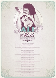 Ali Mills Tea Towel