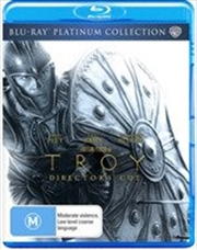 Troy: Director's Cut (Platinum Collection) | Blu-ray