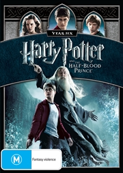 Harry Potter And The Half Blood Prince | DVD