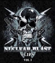 Nuclear Blast Clips Vol 1 | Blu-ray