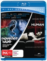 Powder Blue And The Human Cont   Blu-ray