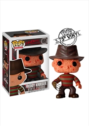 Freddy Krueger Pop! Heroes Vinyl Figure