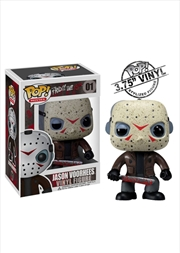 Jason Voorhees Pop! Heroes Vinyl Figure | Merchandise