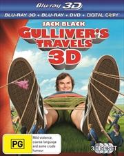 Gulliver's Travels 3D (2010)