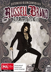 Russell Brand In New York City | DVD
