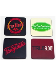 Coaster Set Of 4 | Merchandise