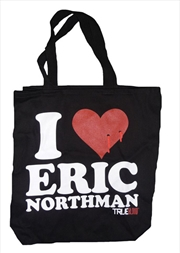I Love Eric Tote Bag