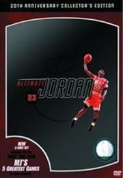 NBA Ultimate Jordan: 20th Anniversary Collection | DVD