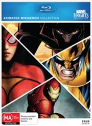 Marvel Knights - Animated Miniseries Collection | Blu-ray