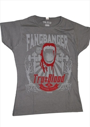 Fangbanger Female T-Shirt Xl | Merchandise