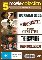 Buffalo Bill / The Gunfighter / My Darling Clementine / The Bravados / Bandolero