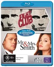 Fight Club / Mr & Mrs Smith