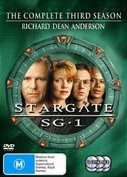 Stargate SG-1; S3 | DVD