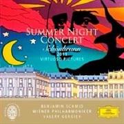 Summer Night Concert Schoenbrunn 2011   CD