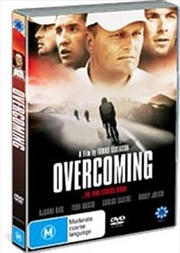 Overcoming | DVD