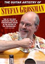 Guitar Artistry Of Stefan Grossman | DVD