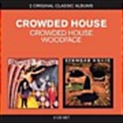 Crowded House/Woodface | CD