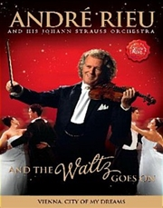And The Waltz Goes On (blu Ray)