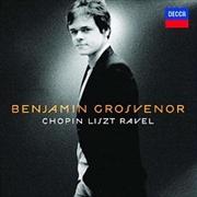 Chopin Liszt Ravel | CD